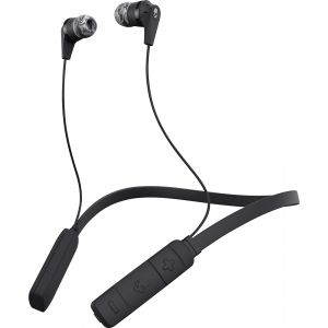 SKULLCANDY INK'D Wireless Bluetooth In-Ear Headphones Mic Lightweight Upto 8 Hr Battery Life - Black