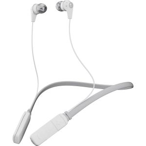 SKULLCANDY INK'D Wireless Bluetooth In-Ear Headphones Mic Lightweight Upto 8 Hr Battery Life - White