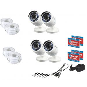 Swann PRO-T852 1080P HD CCTV Security Camera DVR 4550 4750 1590 8075 5000 - 4 PACK