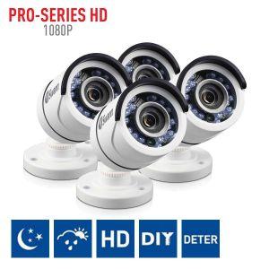 CCTV Cameras: Swann PRO-T852 1080P HD CCTV Security Camera DVR 4550 4750 1590 8075 5000 - 4 PACK