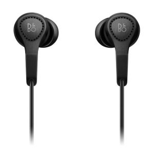 Headphones: Bang & Olufsen BeoPlay H3 2nd Generation In-Ear Earphones for iPhone iOS - Black