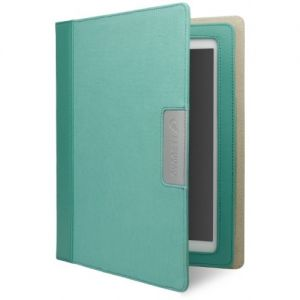 Cygnett Alumni Hard Wearing Case Magnetic Closure Sleep/Wake for iPad 2 3 4 Jade