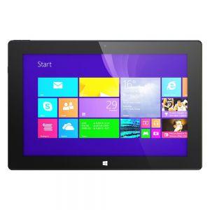 Tablets: HipStreet W10 Pro Windows 8.1 10 inch Tablet PC 32GB 2GB RAM Quad Core HDMI BT Black