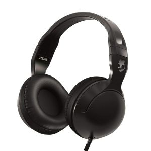 Skullcandy Hesh 2.0 Over-Ear Wired Headphones - Black