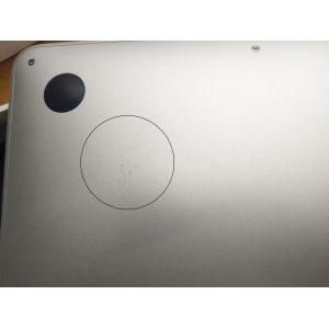 Laptops: Apple MacBook Air 13.3 inch Intel Core i5 8GB 128GB SSD Laptop A1466 MQD32B/A (2017) - Silver