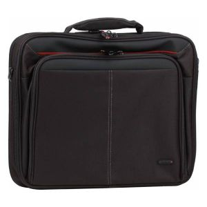 Laptop Accessories: Targus CN32 Clamshell Deluxe Laptop Case Fits Up to 16 inch Notebook Bag Black
