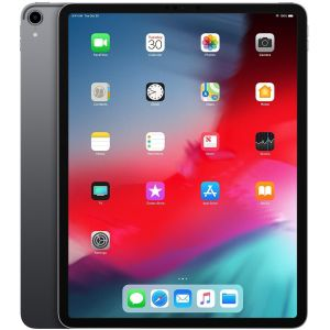 Tablets & Accessories: Apple iPad Pro 12.9 inch (3rd Gen) 256GB Wi-Fi iOS Tablet A1876 (2018) - Space Gray