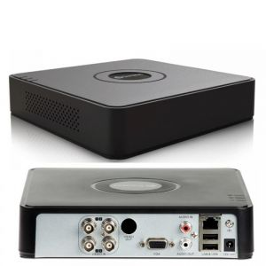 CCTV Systems: Swann DVR4-1525 4 Channel CCTV Digital Recorder 500GB HDD D1 DVR Smartphone View