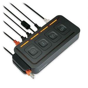 Kensington ShareCentral5 K33901EU USB Port Printer Switch Box Compatib...