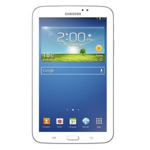 Tablets & Accessories: Samsung Galaxy Tab 3 SM-T210 7 inch Android Tablet 8GB WiFi 1.2GHz 1GB Ram - White