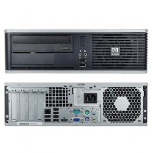 PCs: HP Compaq DC7900 Desktop SFF PC KP721AV Intel Core 2 Duo 3.0GHz 1GB RAM 160GB HDD Windows Vista