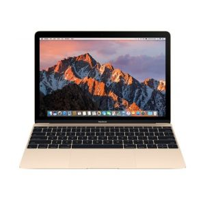 Laptops: Apple MacBook 12 inch Intel Core m3 8GB Ram 512GB SSD Laptop A1534 MNYL2B/A (2017) - Gold