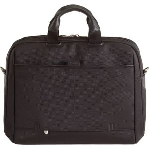 Laptop Cases: Targus TET029EU 15.6 inch 39.6cm Hughes Top loading Laptop Case Shoulder Strap