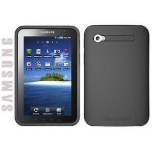 Genuine Samsung Galaxy Tab 7 inch Protective Silicon Case with D3o imp...