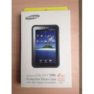 Samsung Galaxy Accs: Genuine Samsung Galaxy Tab 7 inch Protective Silicon Case with D3o impact Protection