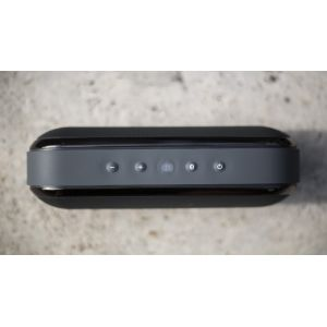 Speakers: Ministry of Sound Audio S Plus Portable Bluetooth Speaker Charcoal Faulty Battery