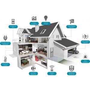 CCTV Accessories: SwannOne Smart Home Outdoor Siren Alarm Flashing Light Swann One Zigbee