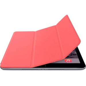 iPad Cases: Official Genuine Apple iPad Air 1 2 Magnetic Smart Cover Stand - Pink