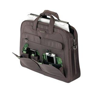 Laptop Accessories: Targus TBT043EU Topload 15.4 inch Laptop Bag EcoSmart Traveller Notebook Carry Case
