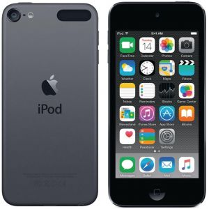 Genuine Apple iPod Touch 6th Gen (32 GB) MP3 Player A1574 MKJ02BT/A - Space Grey