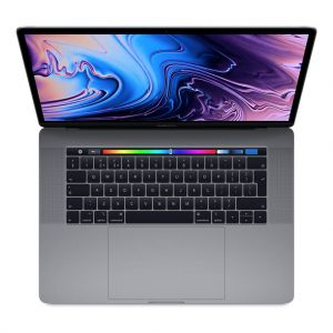 Laptops: Apple MacBook Pro 15.4 inch Retina Core i7 16GB 256GB With Touch Bar - A1707 (2017)