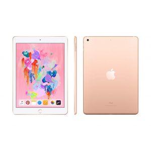 Tablets & Accessories: Apple iPad (6th Gen) 9.7 inch Retina 128GB iOS Tablet Wi-Fi A1893 (2018) - Gold