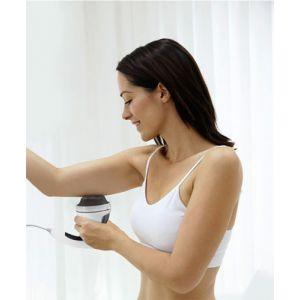 Health & Fitness: HoMedics Handheld Shiatsu Full Body Massager With 3 Interchangeable Massage Heads HHP-355-15-GB