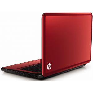 Laptops: HP Pavilion G6-1325sa 15.6 inch Laptop AMD E2-3000M 4GB RAM 320GB HDD Windows 7 Home Premium - HP G6-1325sa Red