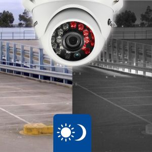 CCTV Cameras: Swann PRO-T854 HD 1080P CCTV Camera For DVR-4750 1590 1600 8075 4575 4550 x 1