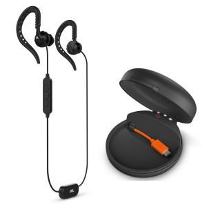 Harman JBL Focus 700 In-Ear Wireless Bluetooth Headphones - Black