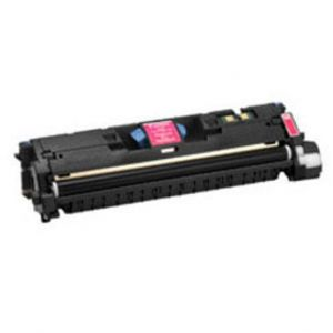 Printer Accessories: Original Genuine Canon 701 Laser Printer Magenta Toner Cartridge - 9285A003