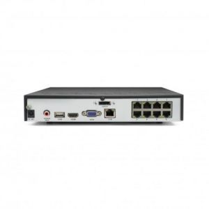 CCTV Systems: Swann NVR8-7400 8 Channel 4MP Network CCTV Recorder HDD HDMI VGA NO POE