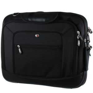 Targus TET004EU Global Executive Standard Laptop Case Fits Up to 15.6 inch Notebook Bag Black