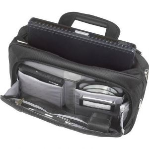 Laptop Accessories: Targus TET004EU Global Executive Standard Laptop Case Fits Up to 15.6 inch Notebook Bag Black