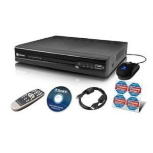 CCTV Cameras: Swann NVR4-7082 4 Channel 720p Network Video Recorder VGA HDMI USB CCTV