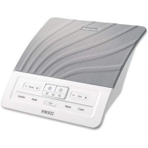 Health & Fitness: Homedics HDS-1000 Deep Sleep White Noise Therapy 4 Soothing Sounds Dual Speakers