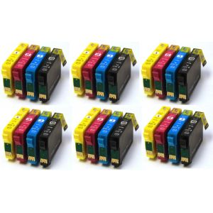 BigInks Compatible Epson T1636 24 Ink Best Value Pack