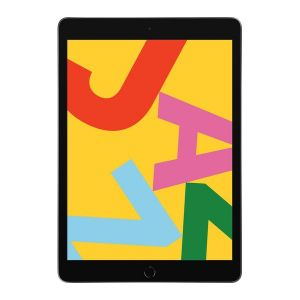 Tablets: Apple iPad 2019 10.2 inch 32GB WiFi MW742B/A 7th Gen A10 Retina Display - Space Grey