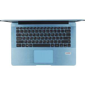 Laptops: AVITA PURA 14 NS14A6 14 inch Full HD Laptop AMD Ryzen 3, 4GB, 256 GB SSD - Crystal Blue