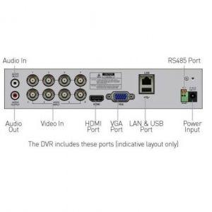 CCTV Systems: Swann DVR 8 4680 8 Channel 1TB 4 x Pro-1080SL HD Heat Motion Sensing PIR Cameras CCTV Kit