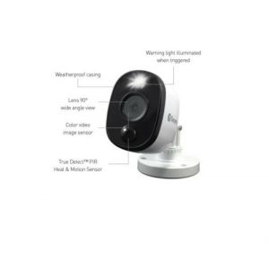 CCTV Systems: Swann 4 4680 DVR 4 Channel 1TB 2 x 1080MSFB 1080p Flash Motion Cameras CCTV Kit
