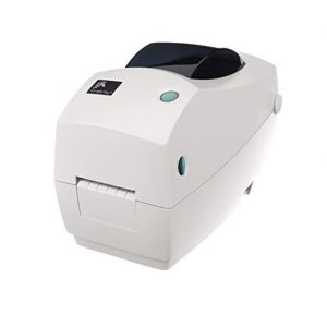 Zebra TLP 2824 Plus Monochrome Desktop Thermal Printer 56mm print labels USB