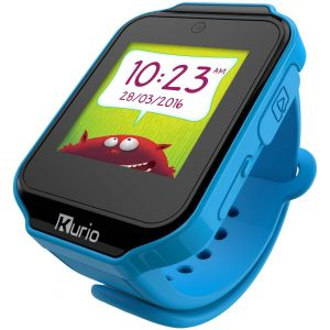 KURIO Kids Smart Watch Bluetooth Camera Speaker Mic Text Cal