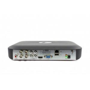 CCTV Systems: Swann SWDVK DVR 4980 Heat-Sensing 4 Channel 1TB 5MP CCTV PRO-5MPMSB x2 Camera kit