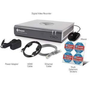 CCTV Systems: Swann DVR 4580 8 Channel 1TB HD Digital Video Recorder CCTV HDMI VGA