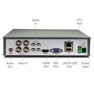 CCTV Systems: Swann DVR 4580 4 Channel 1TB DVR HD Heat Sensing Motion PIR 4 x 1080MSB Cameras CCTV Kit